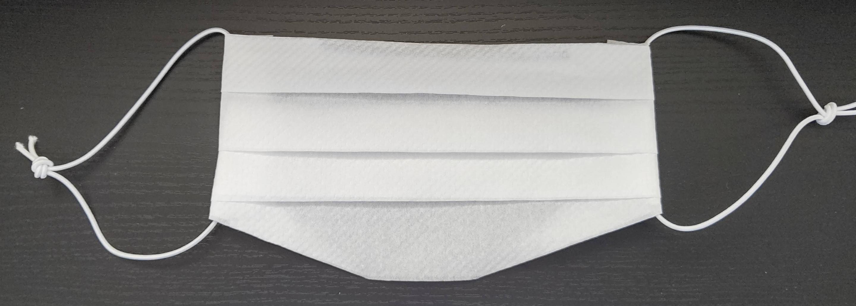 紙 マスク 作り方